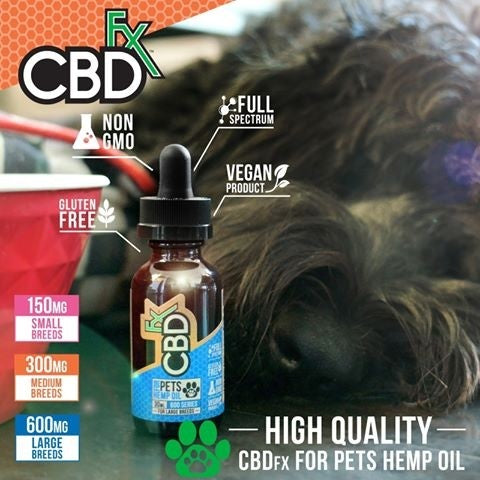 Hemp 4 Paws vs our CBDFX Pet Series
