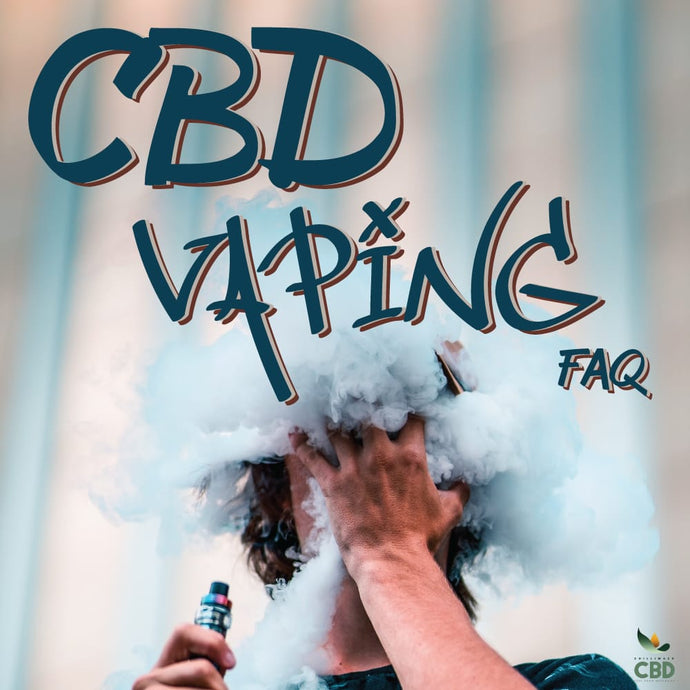 CBD Vape Oil Pen Questions and Answers!