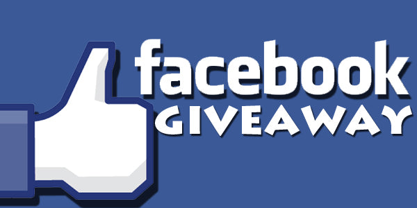 We have a Facebook contest going on this weekend!
