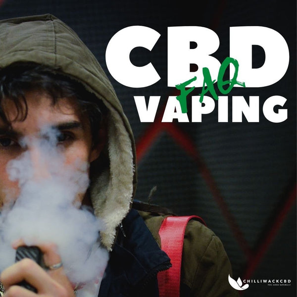 Vaping CBD FAQ!