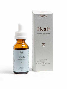 Calyx Wellness 'Heal +' 2000mg CBD Isolate Tincture - Chilliwack Essentials Co