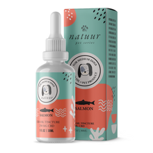 Load image into Gallery viewer, Natuur CBD Oil For Dogs Salmon Flavor - CBD Canada