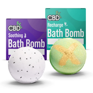 CBDfx Bath Bombs 200mg - CBD Canada