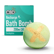 Load image into Gallery viewer, CBDfx Bath Bombs 200mg - CBD Canada