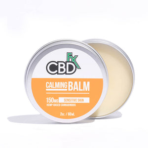 CBDfx Calming CBD Balm 150mg - Chilliwack Essentials Co
