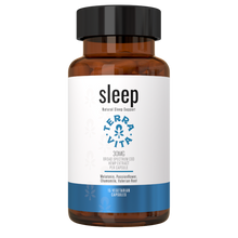 Load image into Gallery viewer, Terra Vita Broad Spectrum CBD Capsules 'Sleep' 450mg (15 count bottle) - CBD Canada