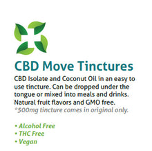 Load image into Gallery viewer, CBDMove Watermelon Tincture CBD Isolate 1000mg - CBD Canada