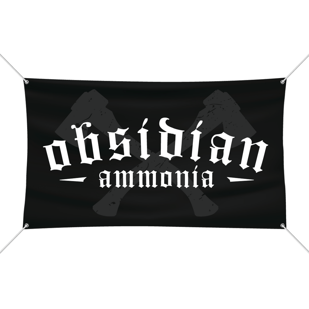 OBSIDIAN GYM BANNER (NEW DESIGN)