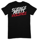 SCIENCE MEETS VIOLENCE TEE