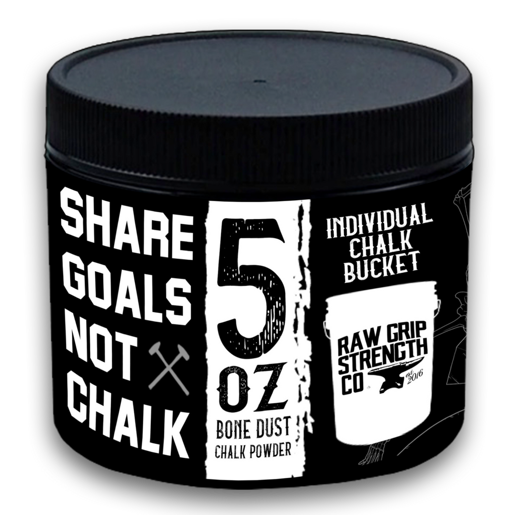 Bone Dust Individual Chalk Bucket (ICB)