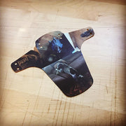 custom dog front fender
