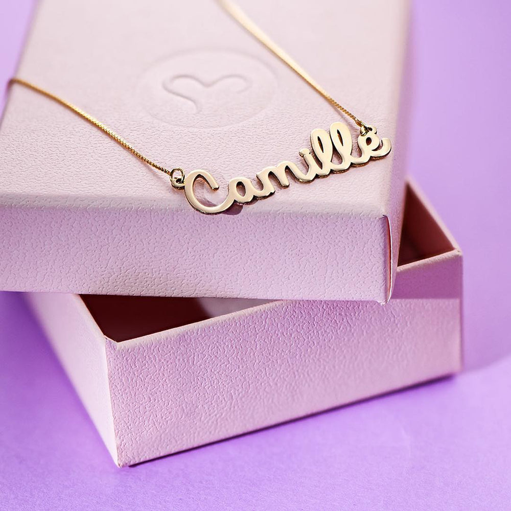 Chlo | Name Necklace