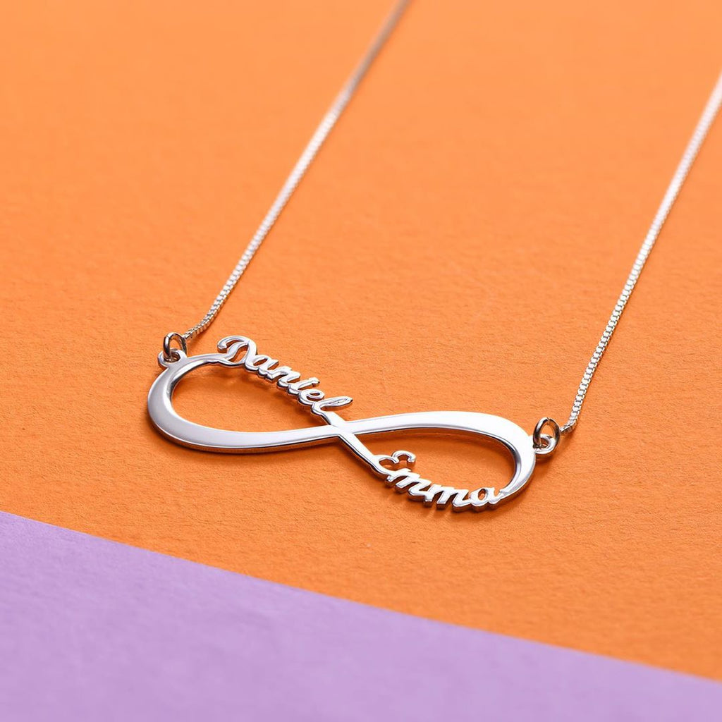 Infinity | Name Necklace