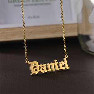 Lauren | Name Necklace