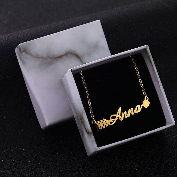 Arrow | Name Necklace