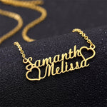 Melisa | Name Necklace