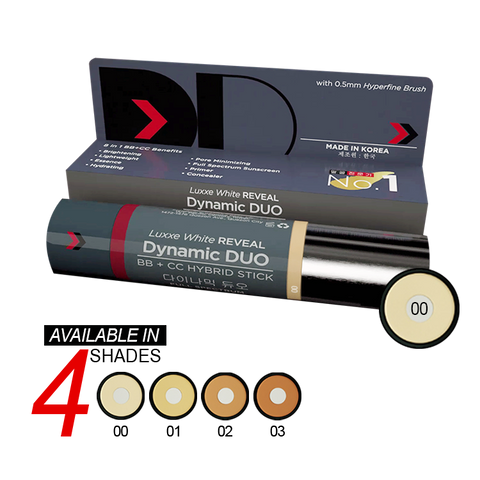 Dynamic Duo BB + CC Hybrid Stick