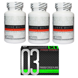 Luxxe White 60's Trio Pack