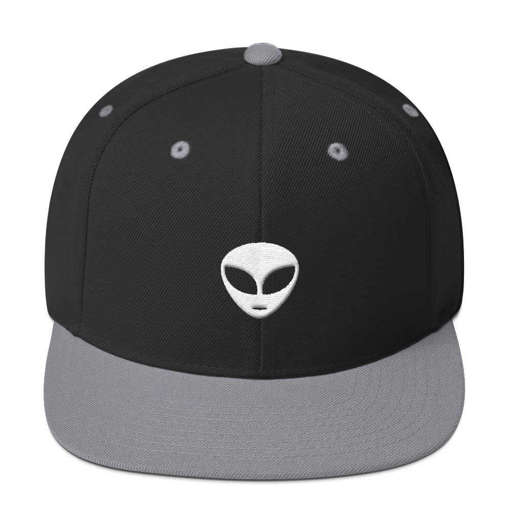 Alien Snapback Hat (1) - Designs Done Right 1d6c3853ae7