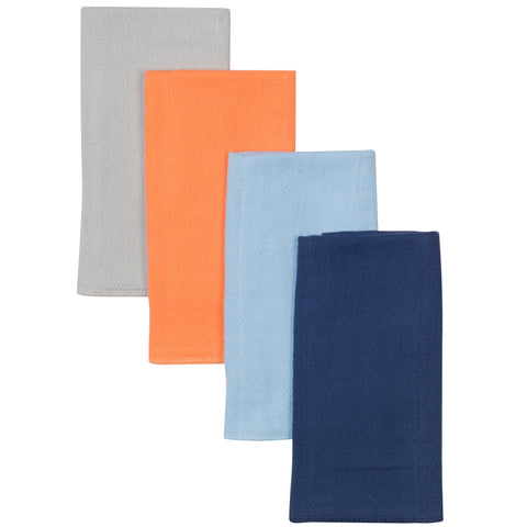 Gerber Birdseye Burp Cloths (4pk)