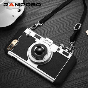 Retro Camera Phone Case