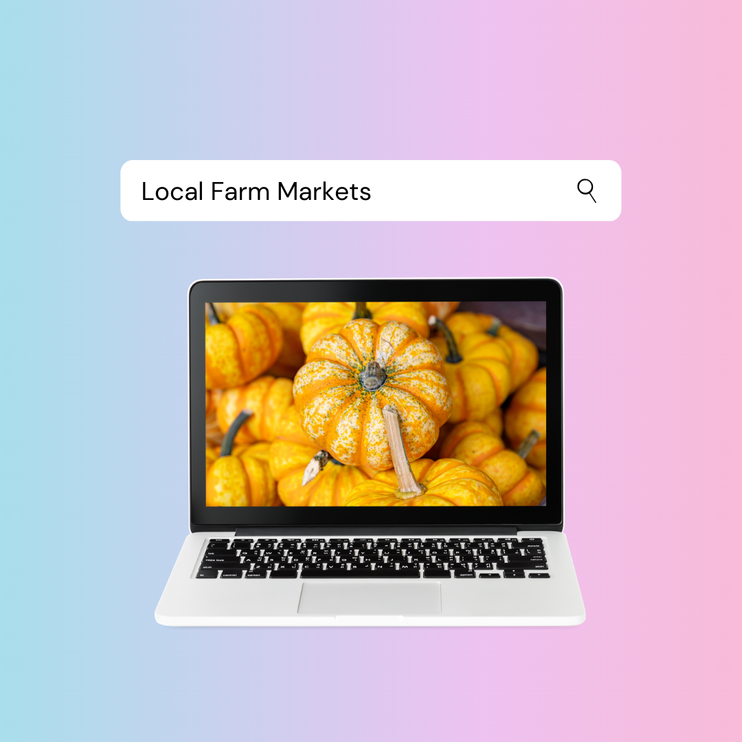 Where to find local farm markets | Wear the Wonder