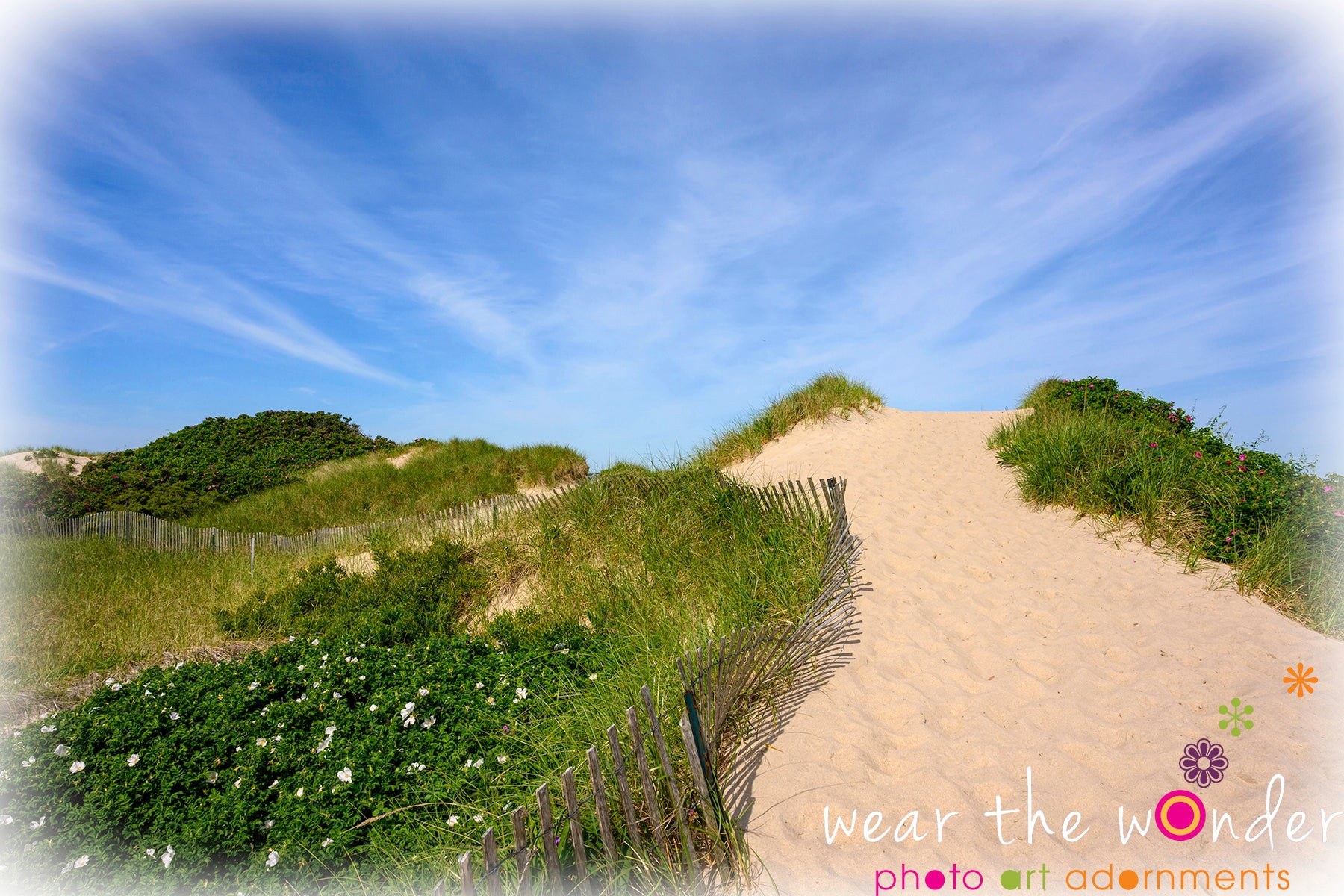 Approaching the Dunes
