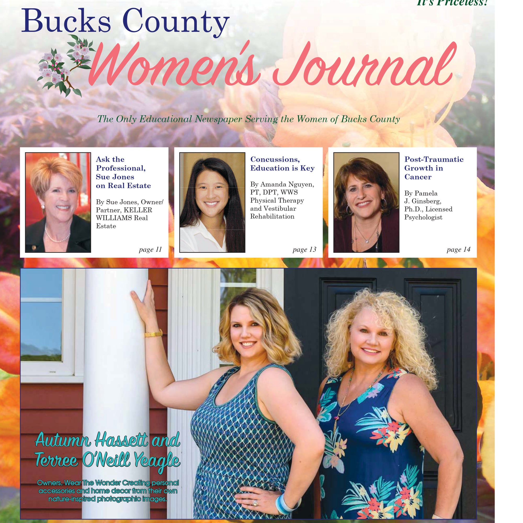 Bucks County Women's Journal August/September 2019