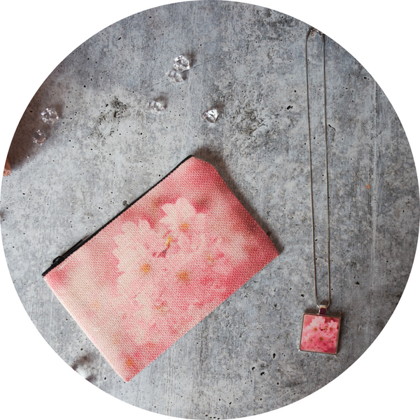 Sakura Blossom Wallet | Wear the Wonder