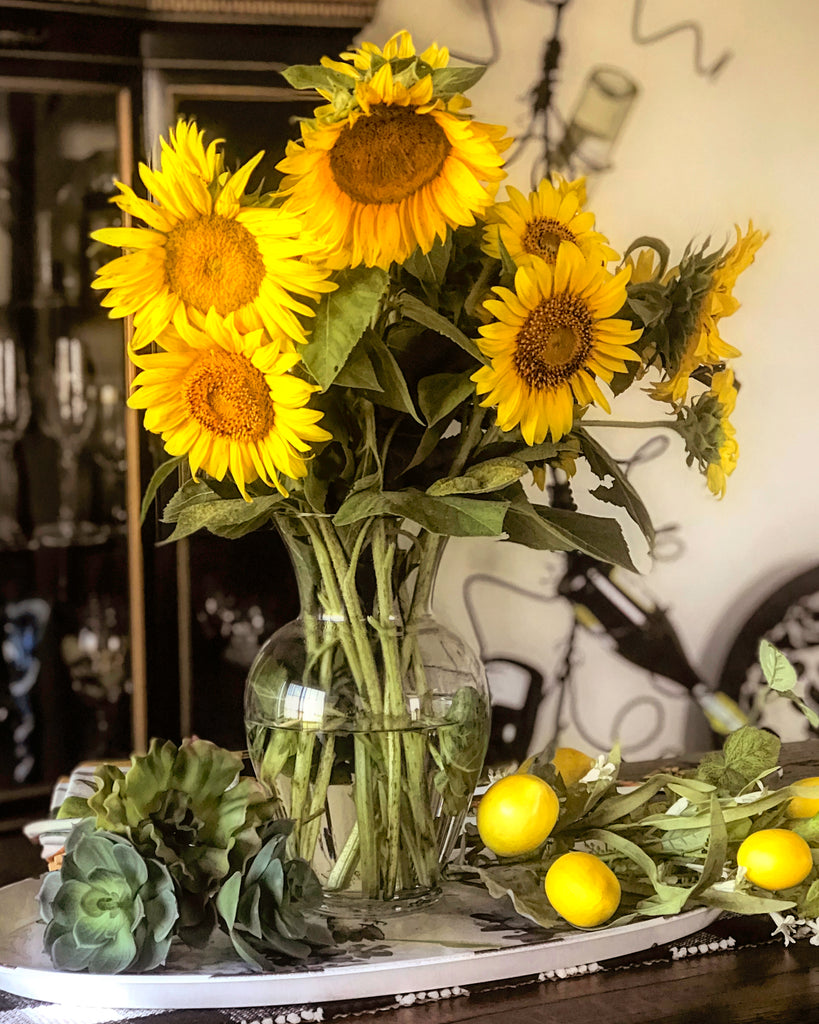 Sunflower Bouquet | Wear the Wonder