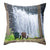 Call to Nature Throw Pillow
