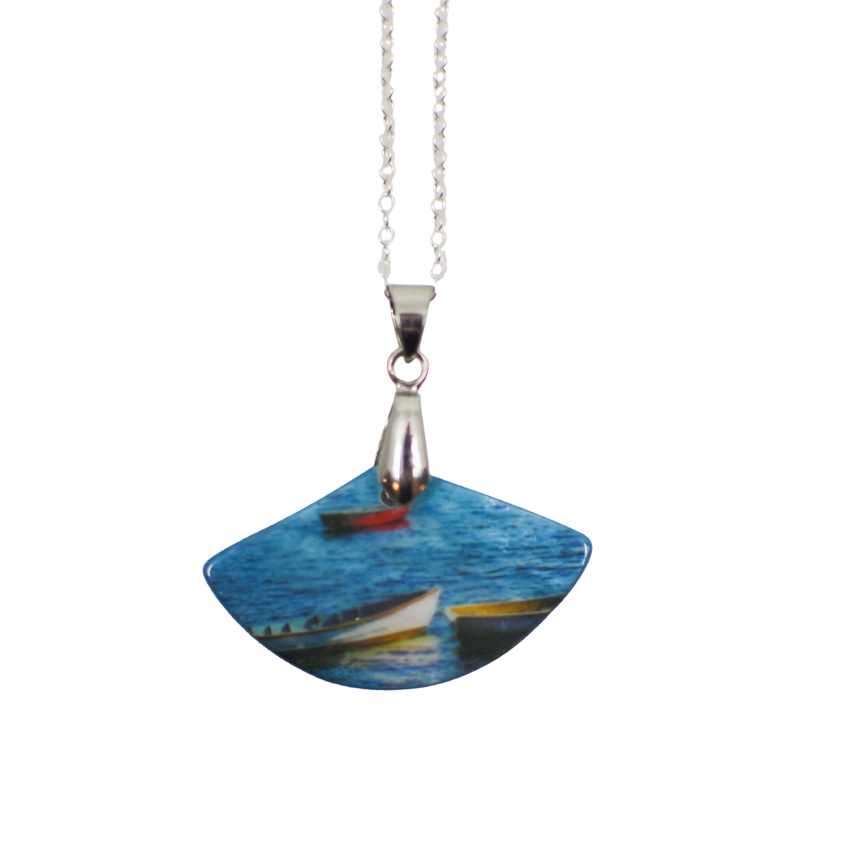 Standard view On the Water Necklace | Wear the Wonder