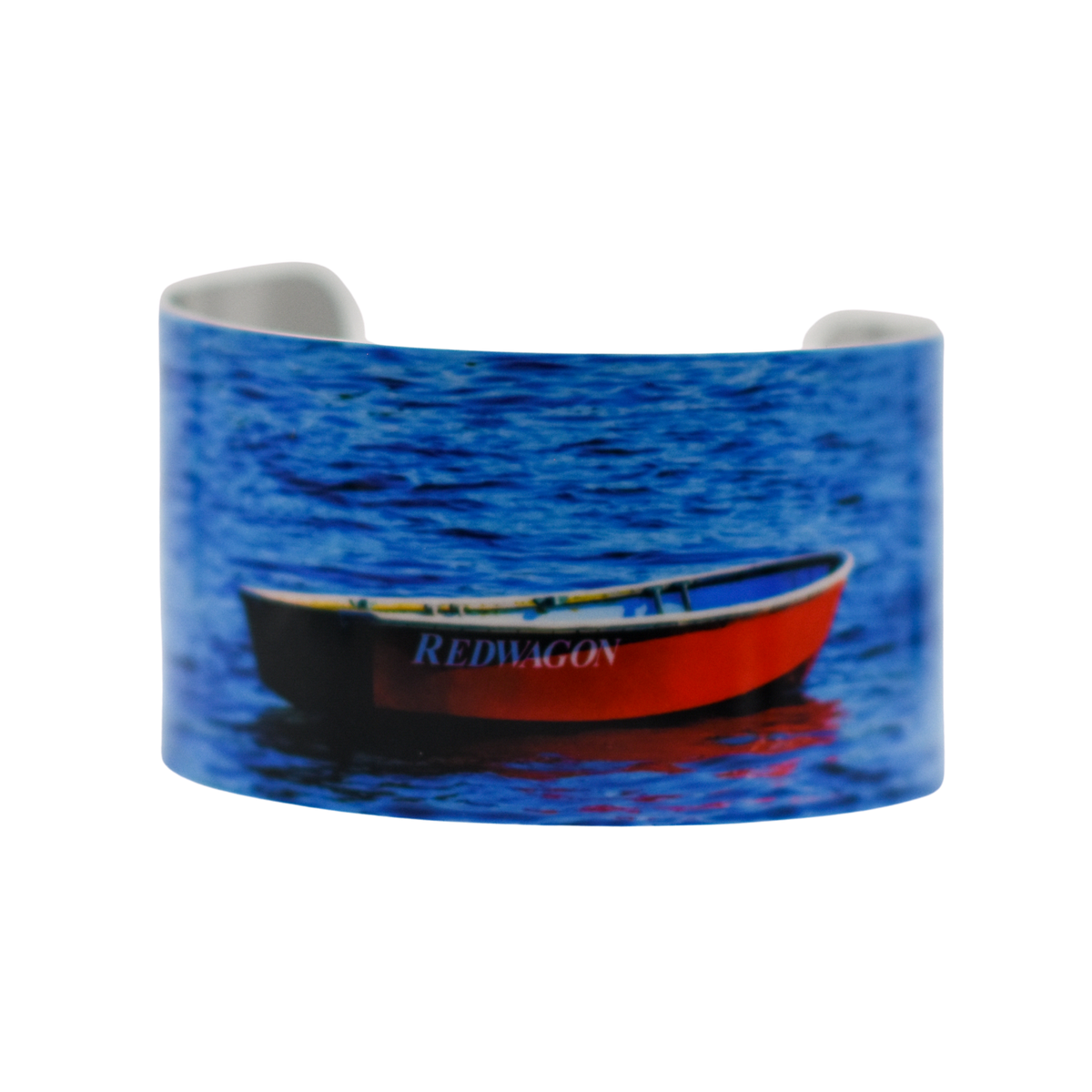 Standard view On the Water Cuff Bracelet | Wear the Wonder