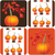 Standard view of Pumpkin Spice Things Up Coasters | Wear the Wonder