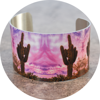 Desert Mirage Cuff Bracelet - Wear the Wonder