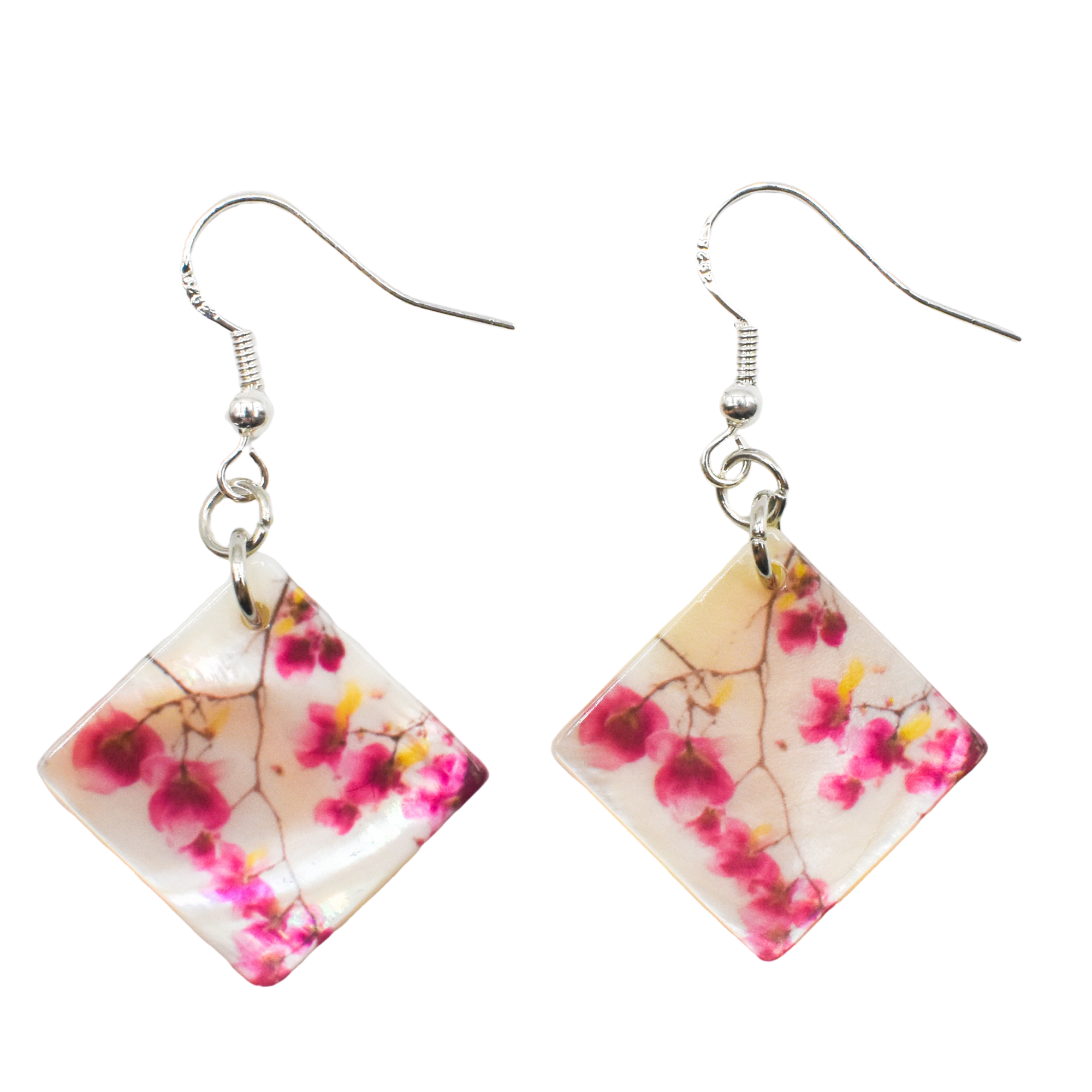 Standard View Magnolia Splendor Earrings | Wear the Wonder