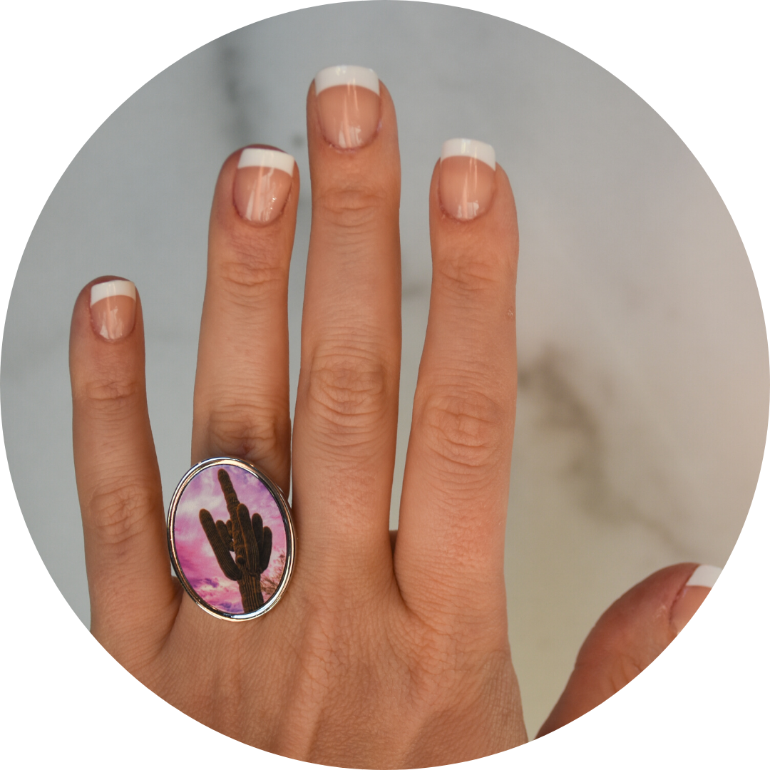 Desert Mirage RIng - Wear the Wonder