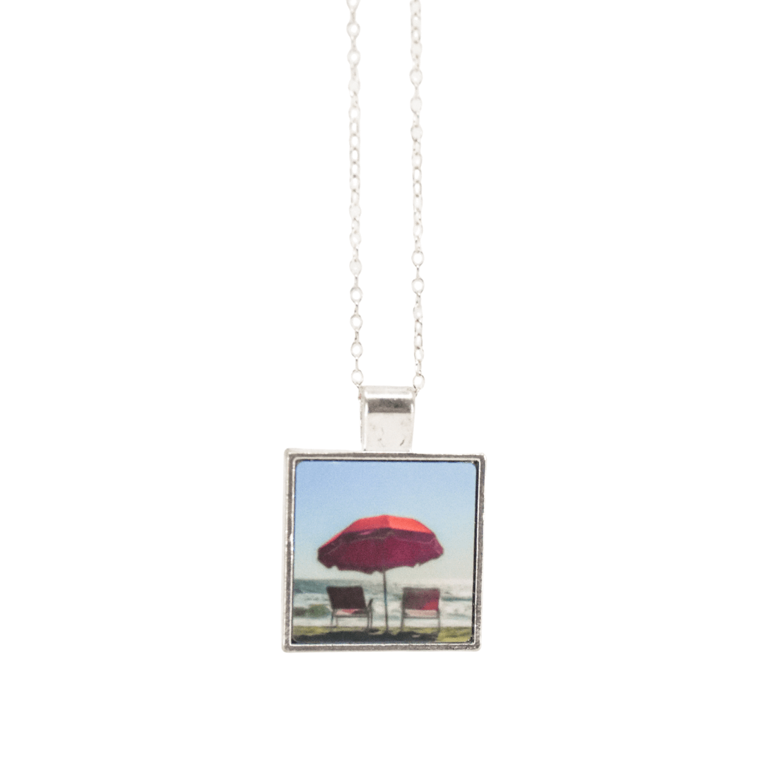 Beach Day Mini Pendant Necklace | Wear the Wonder