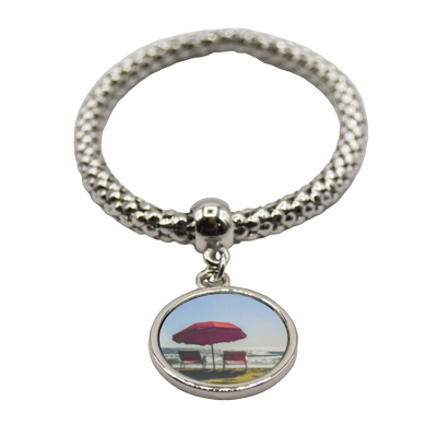 Beach Day Stretch Bracelet - Wear the Wonder