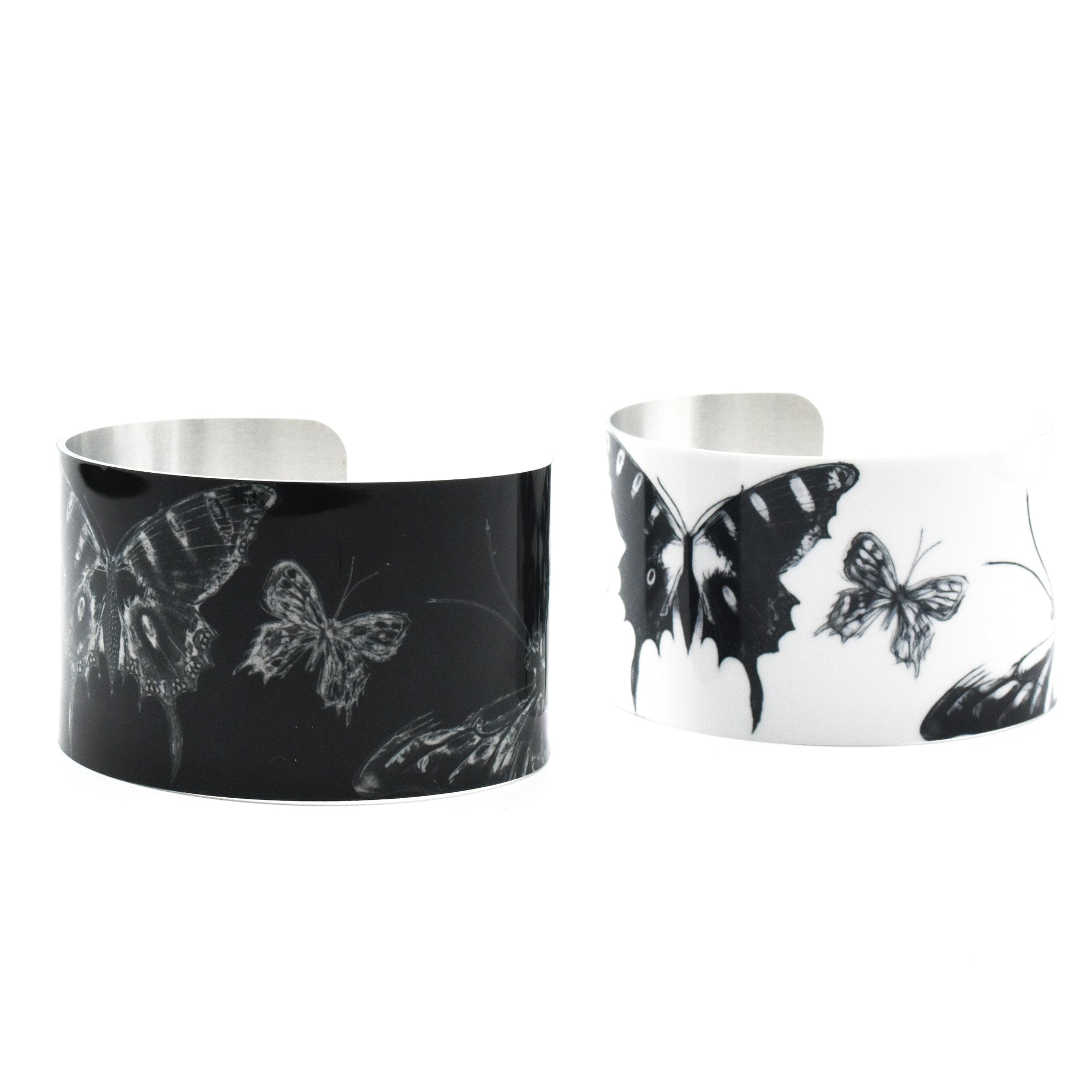 Standard View of Expressive Papillon Cuff Bracelets | Wear the Wonder