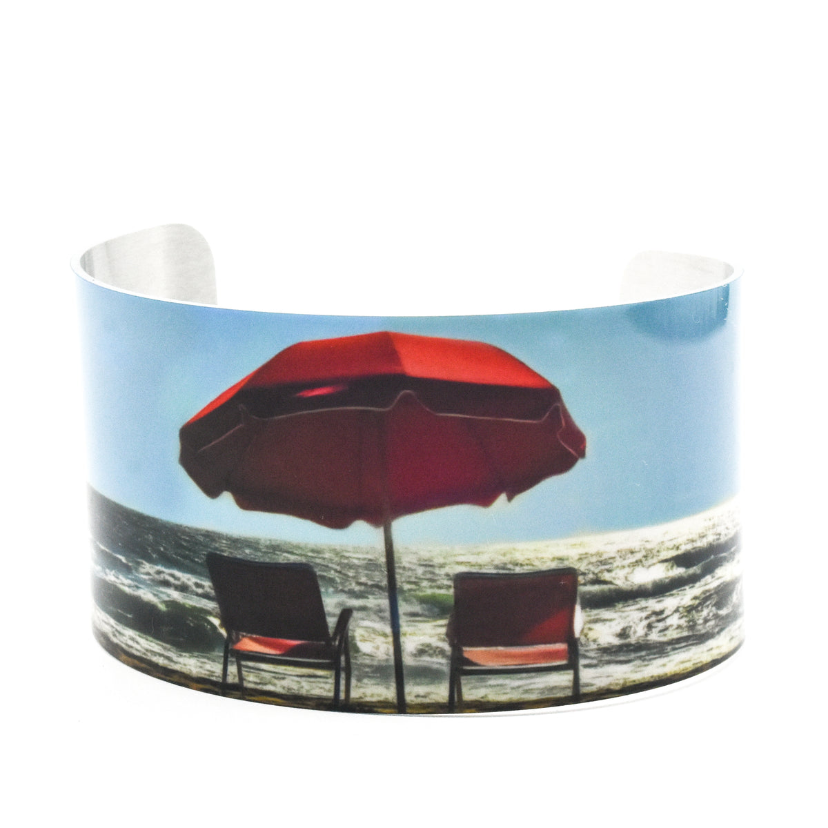 Standard view of Beach Day Cuff Bracelet | Wear the Wonder