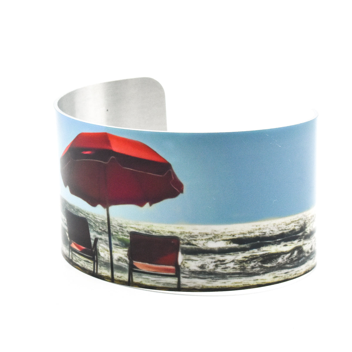 Side view 1 of Beach Day Cuff Bracelet | Wear the Wonder