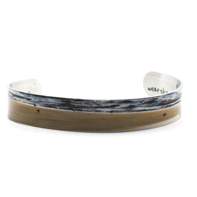 Standard view of Morning Gathering Super Narrow Beach Bracelet | Wear the Wonder