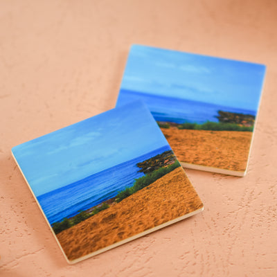 2 Falmouth Heights Coasters | Wear the Wonder