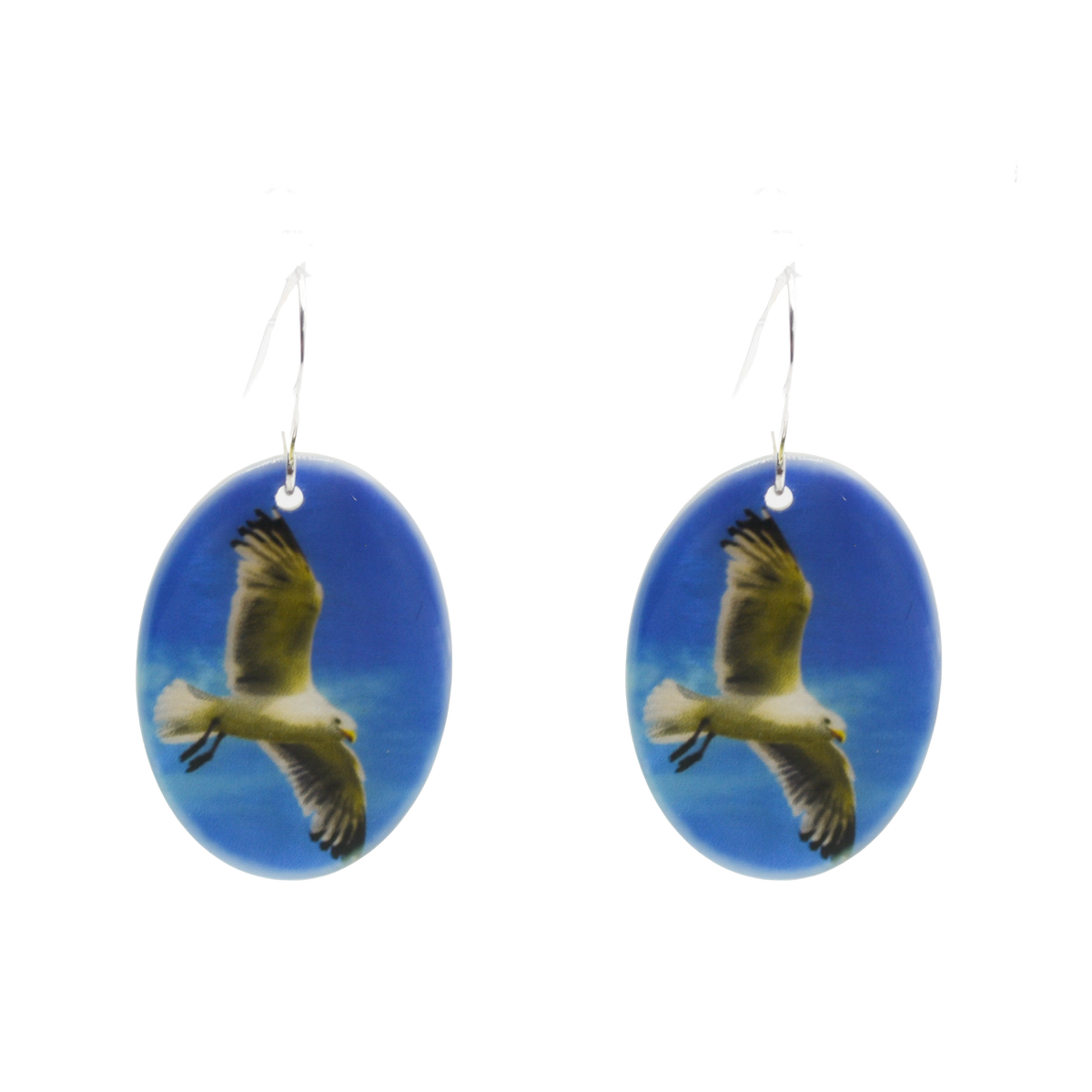 Seagull Earrings - Wear the Wonder