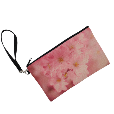 Sakura Cluster Zip Clutch - Wear the Wonder