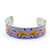 Standard view Busy Bee Cuff Bracelet | Wear the Wonder