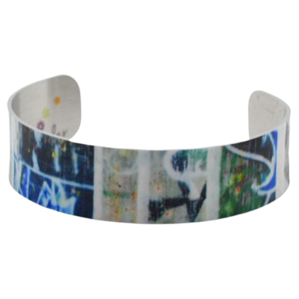 Express Yourself Narrow Cuff Bracelet - Wear the Wonder