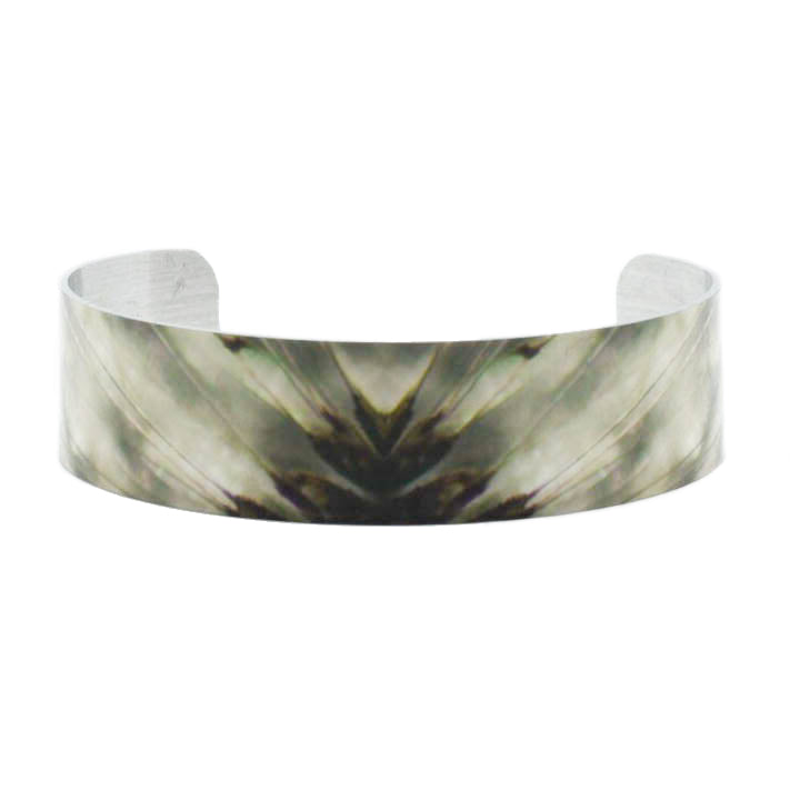 Dandelion Dreaming Cuff Bracelet - Wear the Wonder