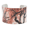 Cherry Blossom Cuff Bracelet - Wear the Wonder